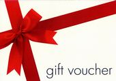 GIFT CERTIFICATE -£30